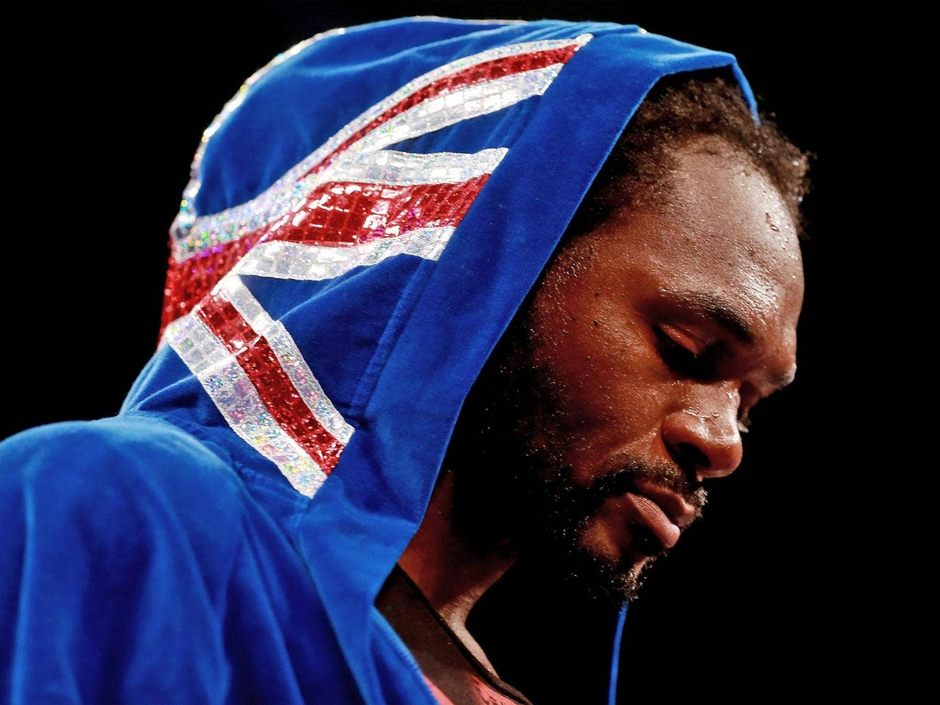 Audley Harrison retired from boxing yesterday