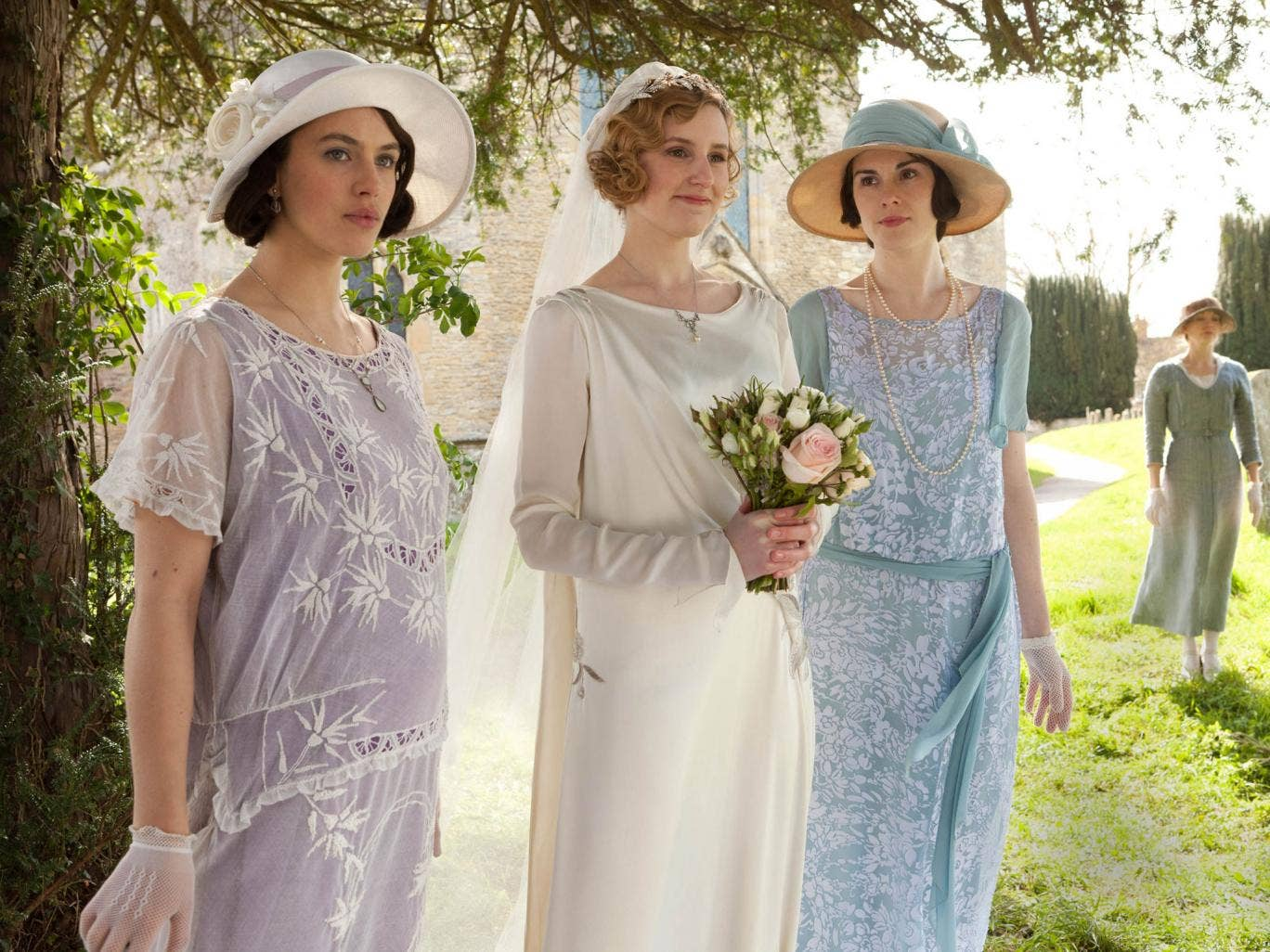 NBC has just announced plans to release a Downton Abbey clothing line