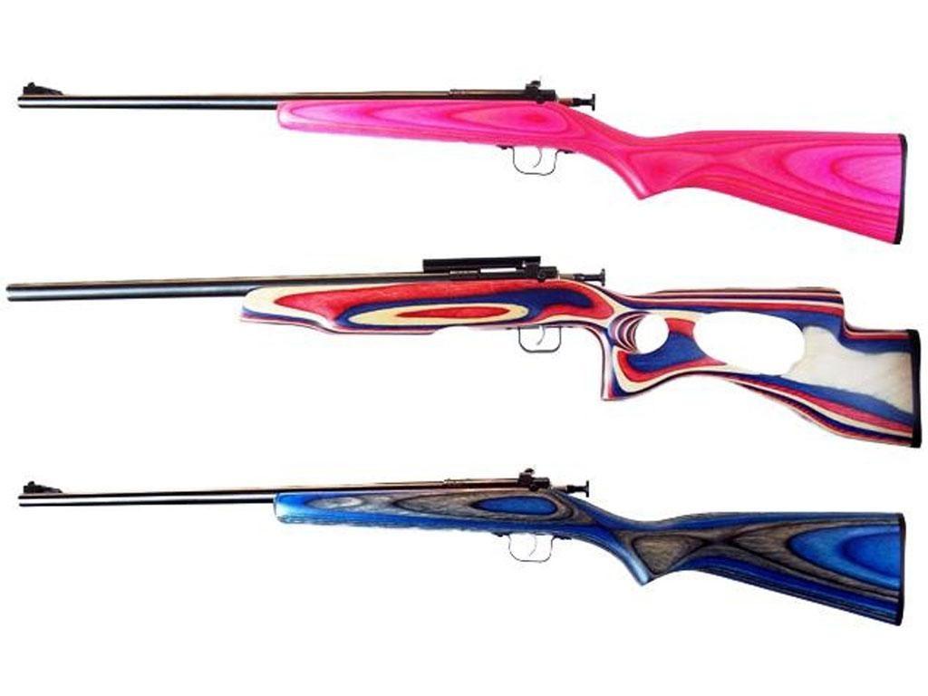 Keystone sells 60,000 guns for children a year