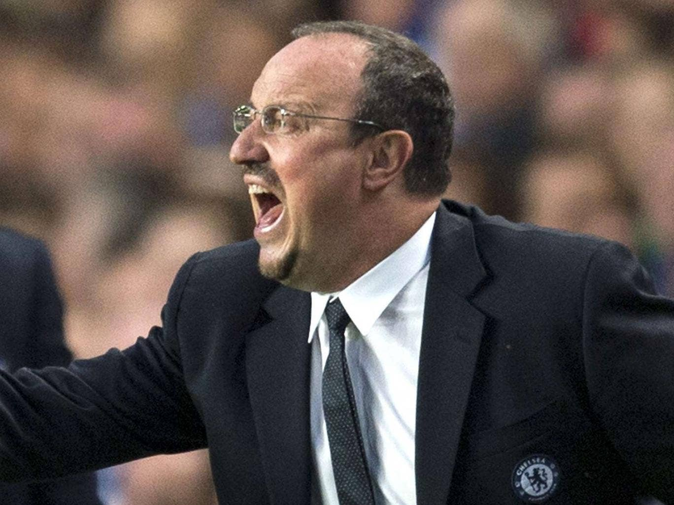 Chelsea manager Rafael Benitez has taken Chelsea to the final