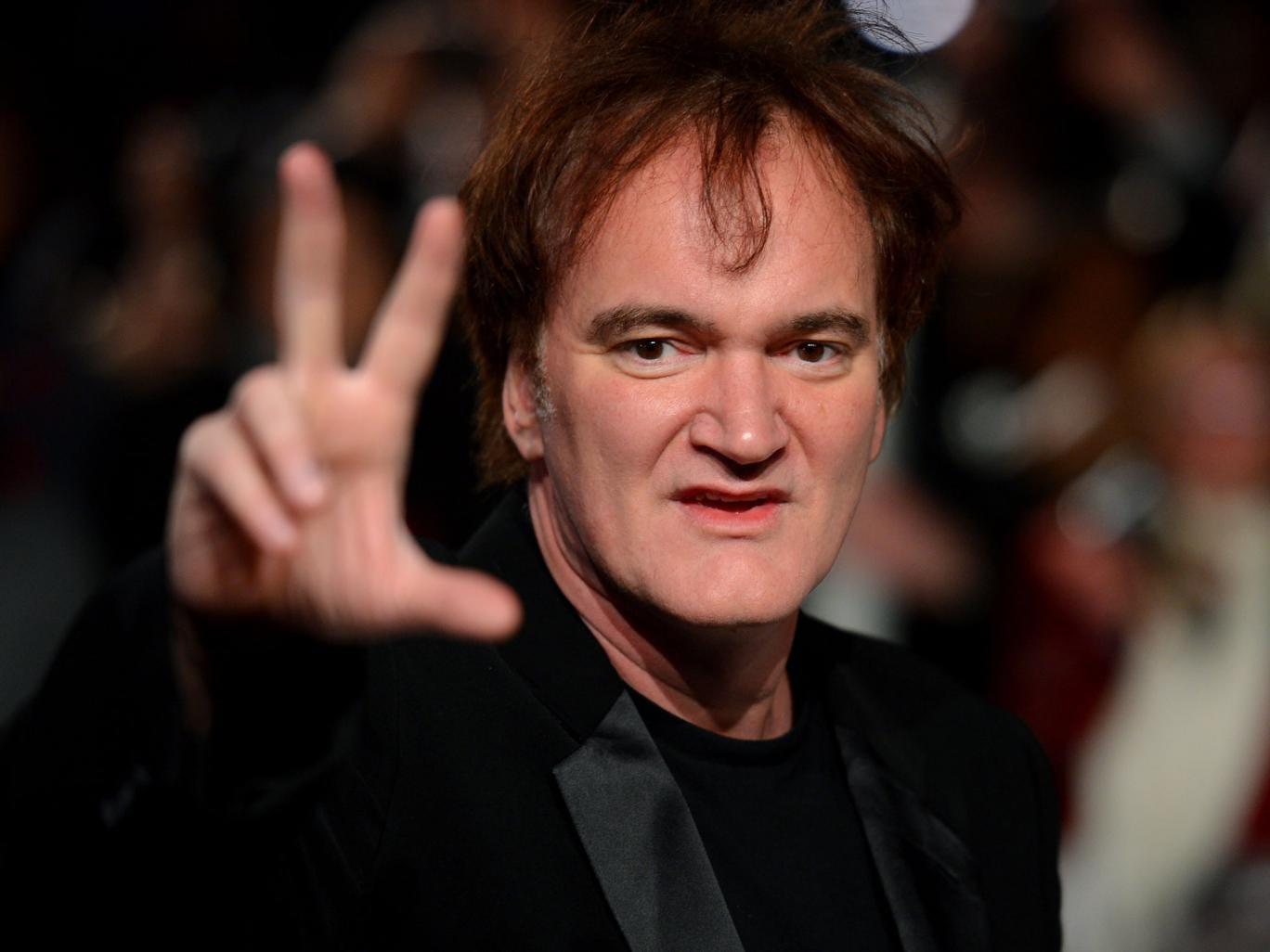 Tarantino said his inspiration was The Jungle Book