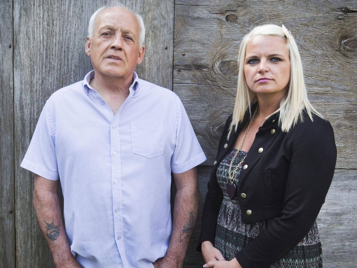 Larrie Lewington, is a former decorator who was exposed to asbestos in his twenties while working briefly as a lagger. Diagnosed with mesothelioma last August, he is eligible for compensation