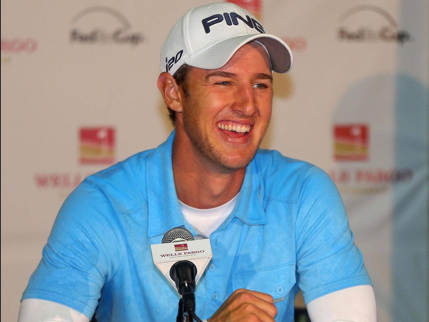 The American Derek Ernst has climbed 1,084 places up the world rankings after winning the Wells Fargo Championship