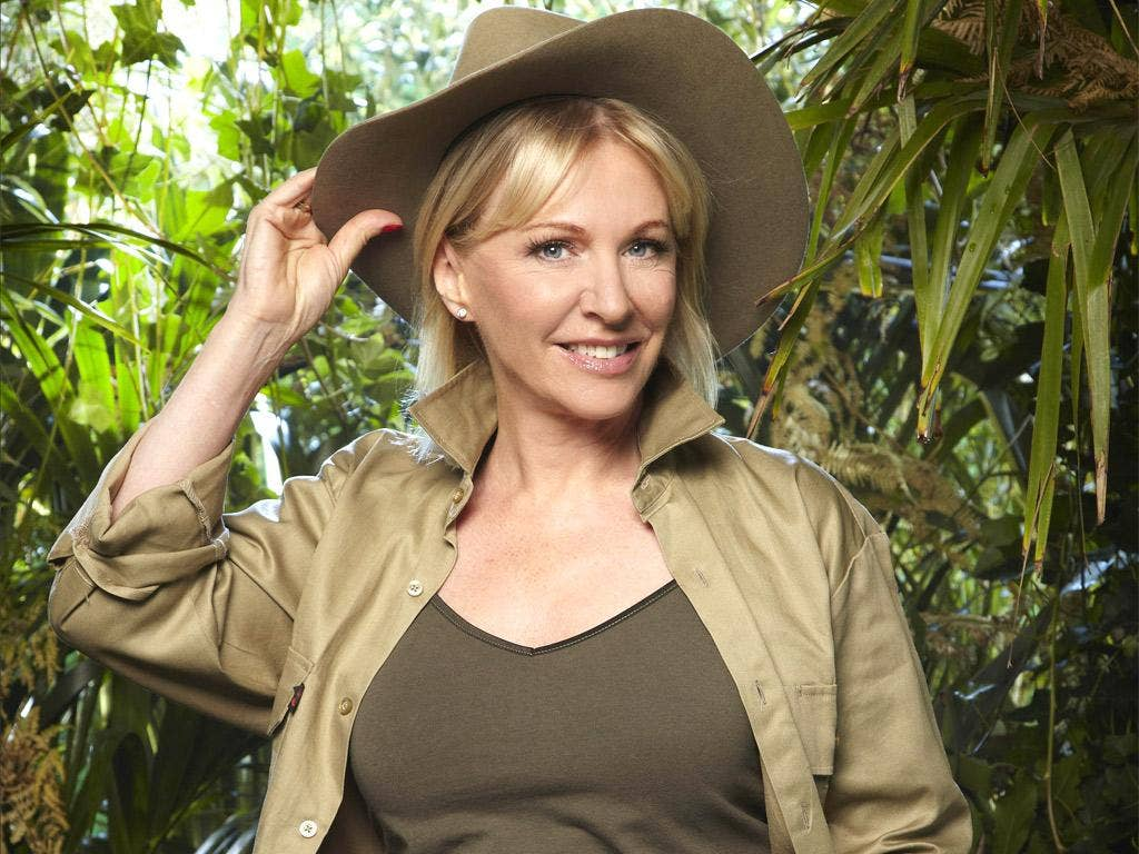 Nadine Dorries was a contestant on 'I'm A Celebrity...Get Me Out Of Here!'
