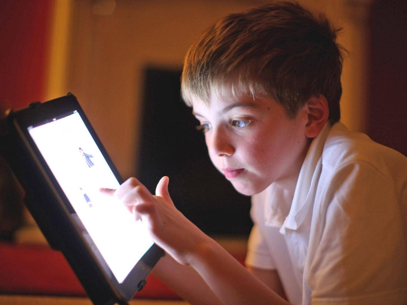 More than a quarter of kids have sneakily updated a parent's Facebook status