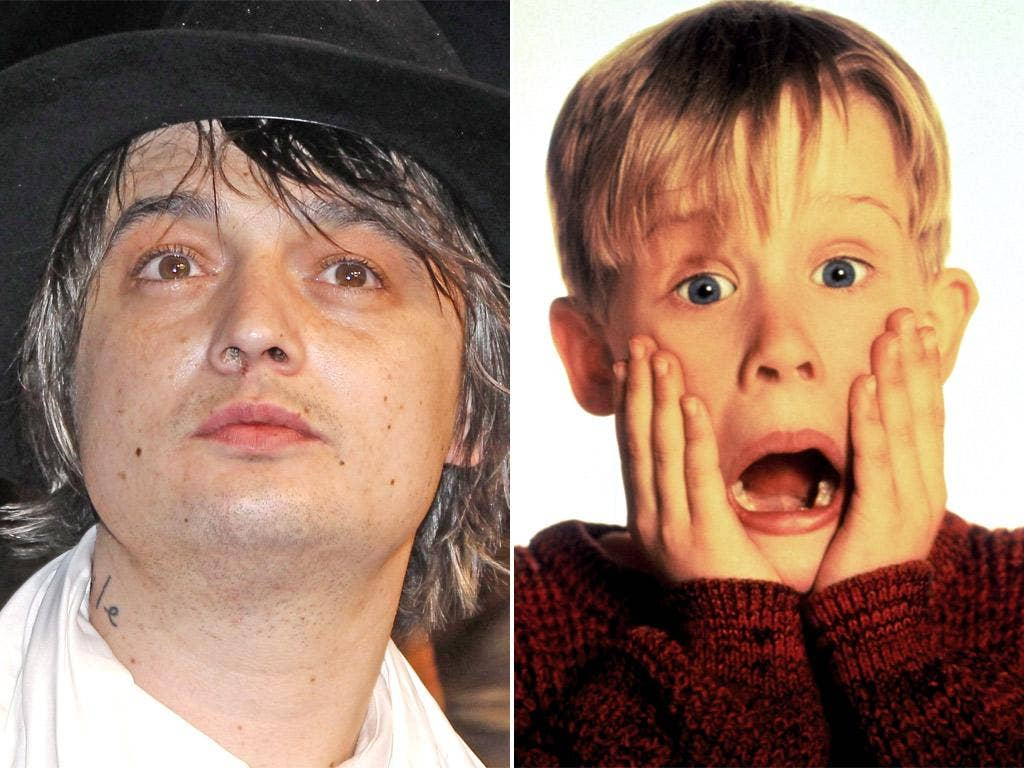The Libertines singer Pete Doherty is living with 'Home Alone' star Macaulay Culkin