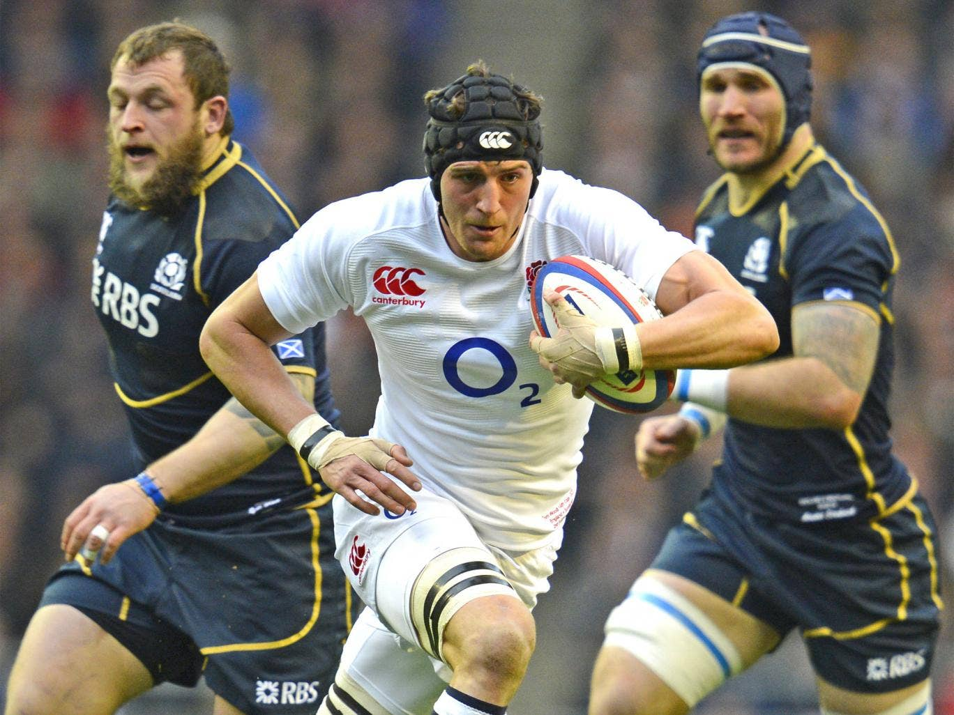 Tom Wood will lead England against Argentina