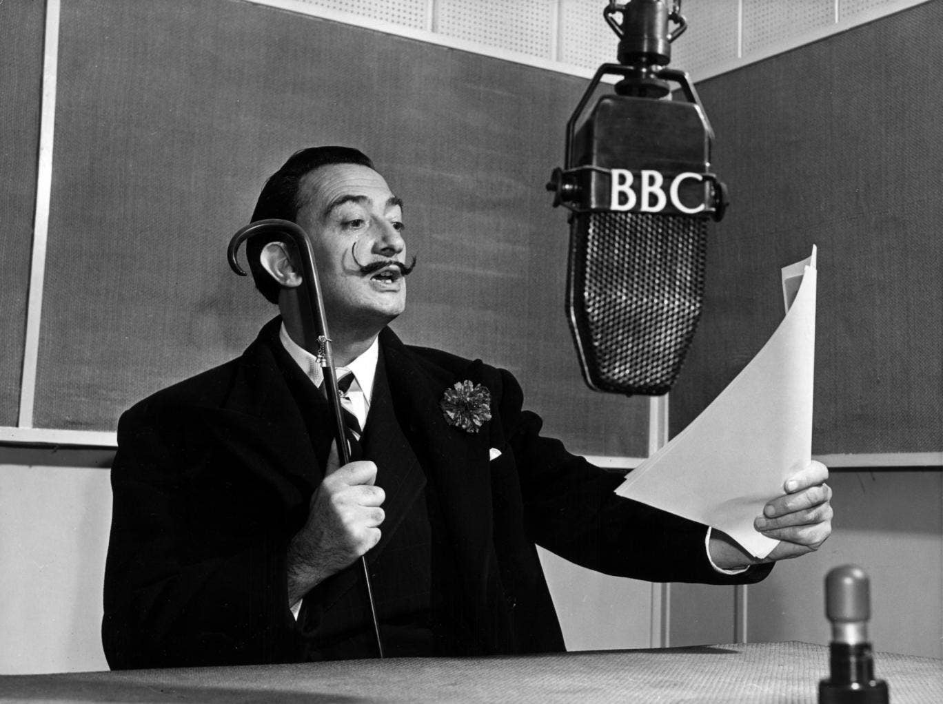 Great Artists in their Own Words: Salvador Dali