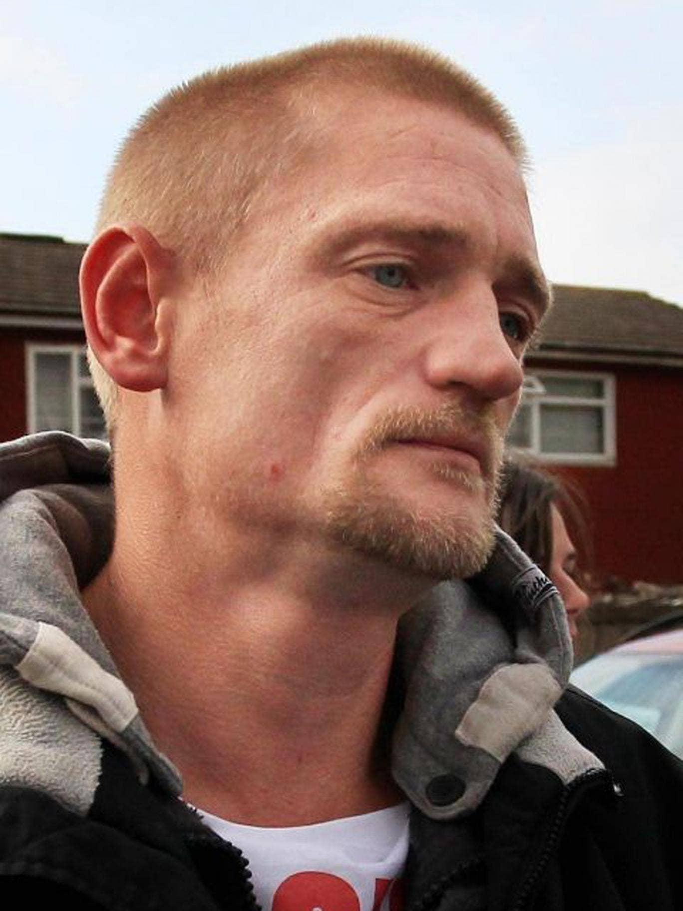 Stuart Hazell before his arrest in August last year