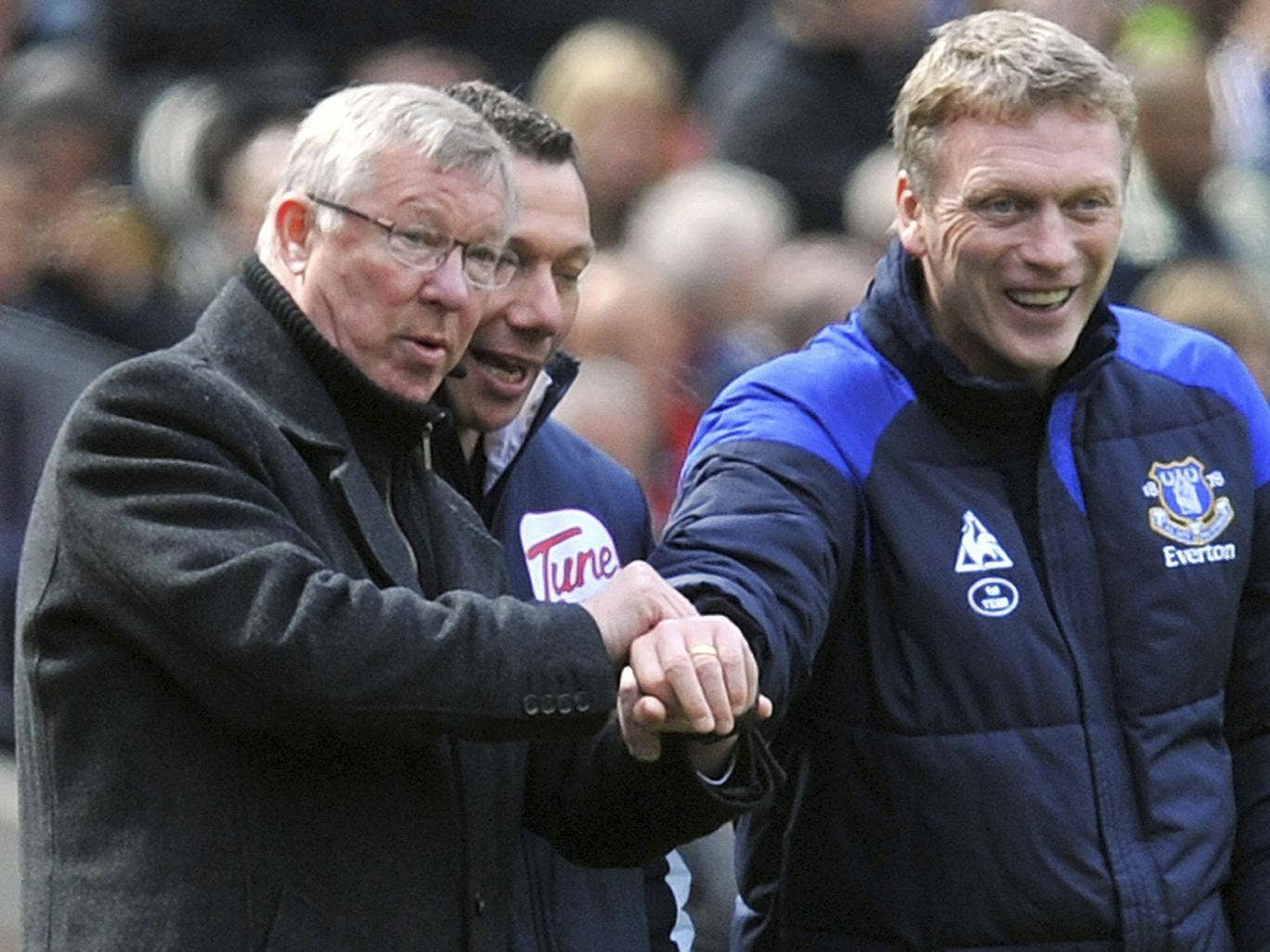 David Moyes has signed a six-year contract at Manchester United