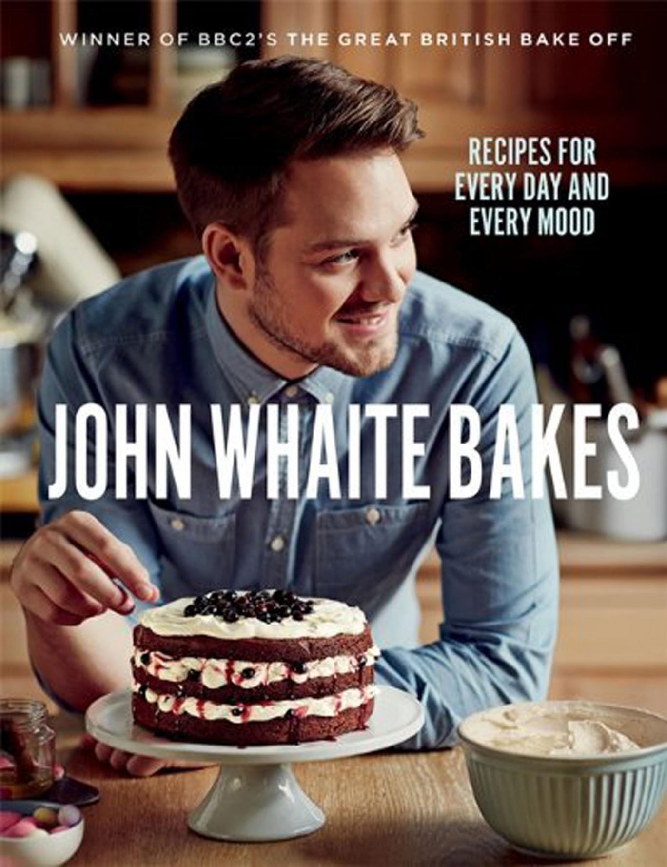 John Whaite Bakes, £20, Headline