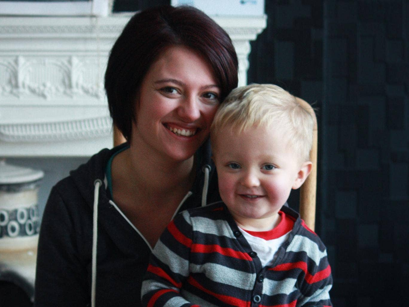 Jack Monroe has created recipes to feed herself and her son, Johnny, on £10 a week