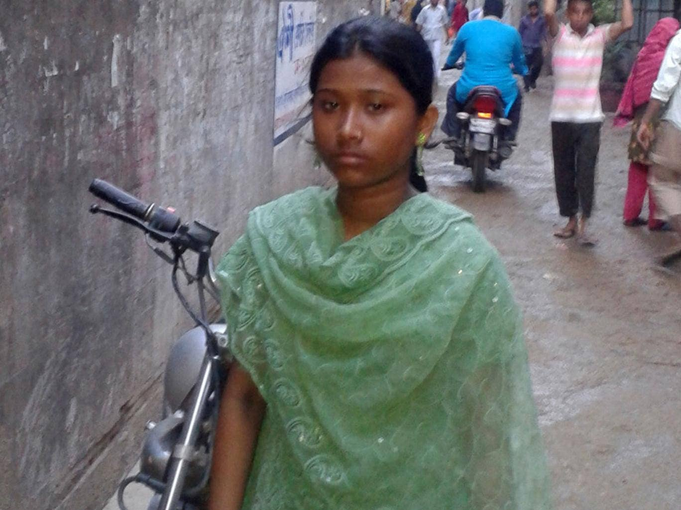 Tahmina Akhter Sadia was lucky to escape, but now has no job