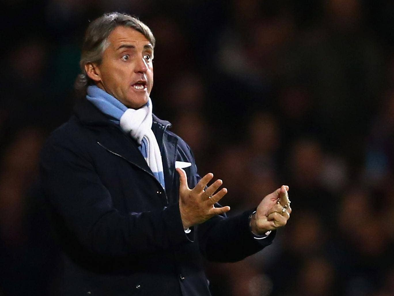 Roberto Mancini: 'At Inter, I won seven trophies in four years and they still sacked me'