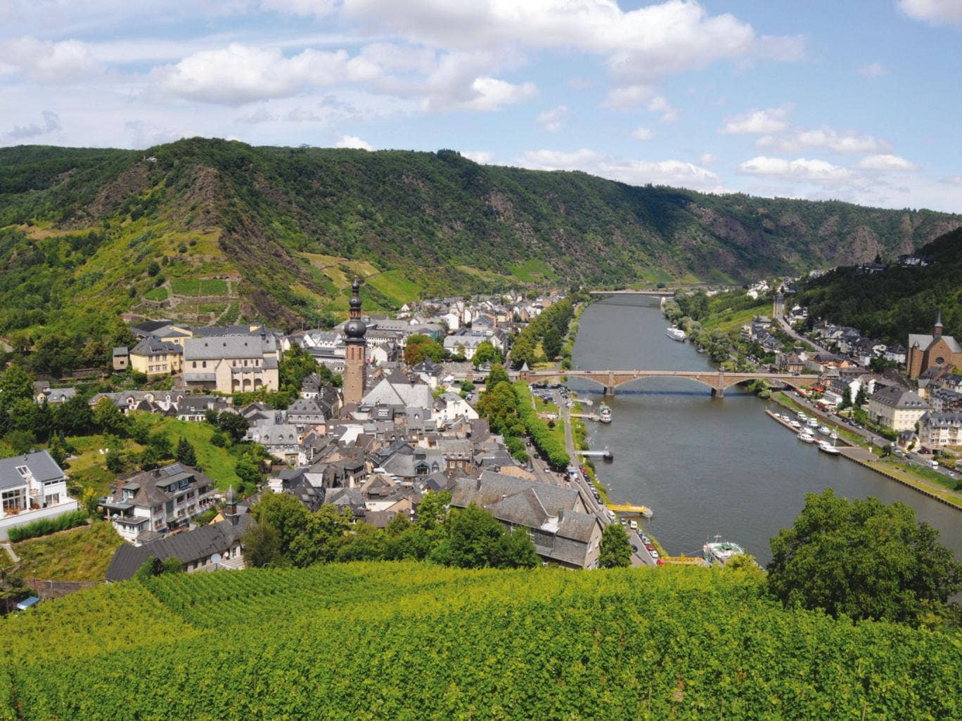 The Rhine in Germany