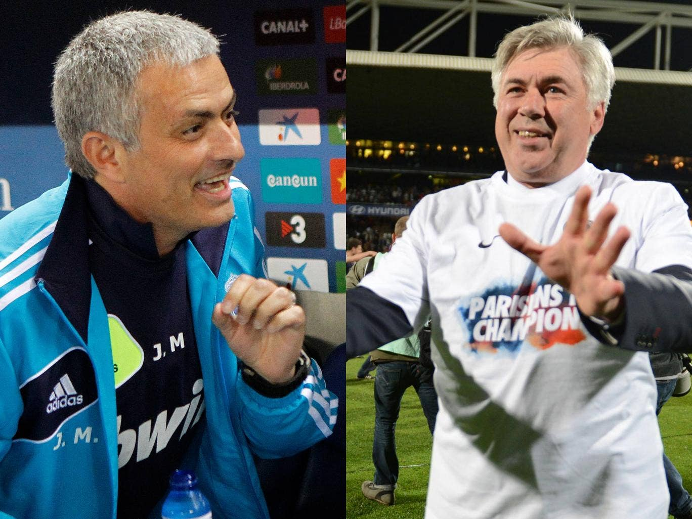Real Madrid want to replace Jose Mourinho with Carlo Ancelotti