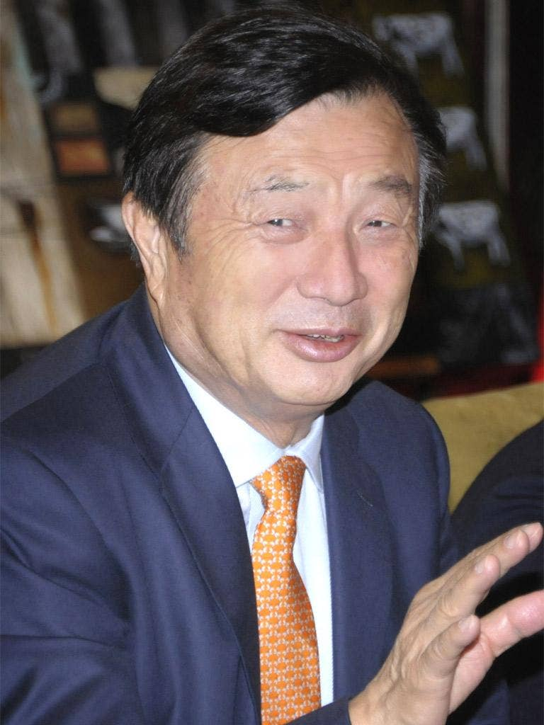 Ren Zhengfei, the Huawei founder, has just given his first interview in 26 years