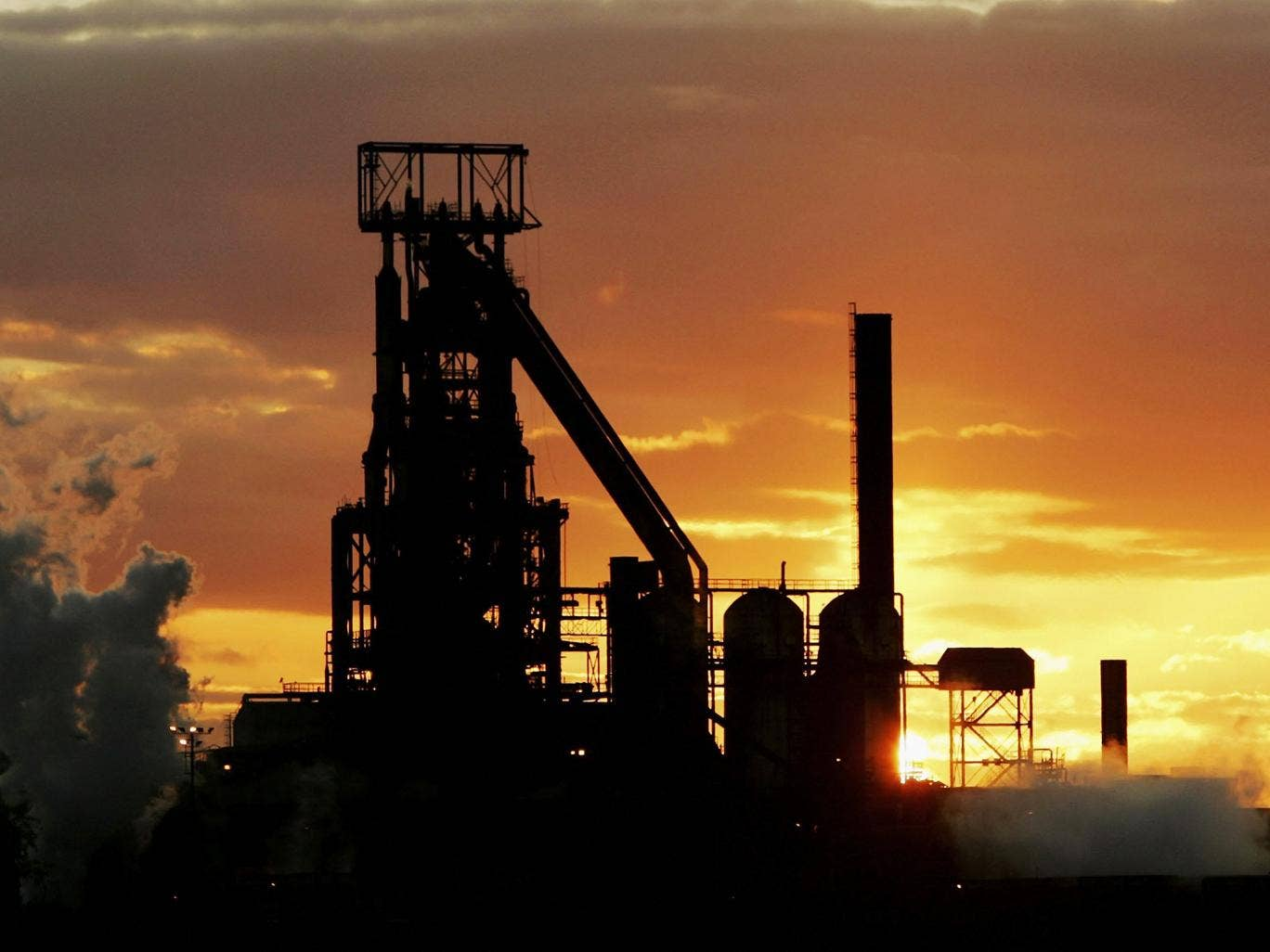 In 2006, the Anglo-Dutch steel firm Corus accepted a £4.3bn takeover offer from Indian rival Tata Steel, including the Port Talbot site pictured here