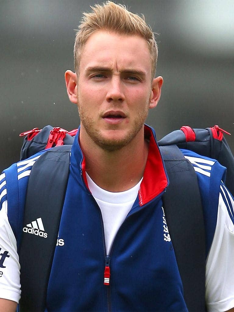 Stuart Broad has not been reinstated as Test vice-captain