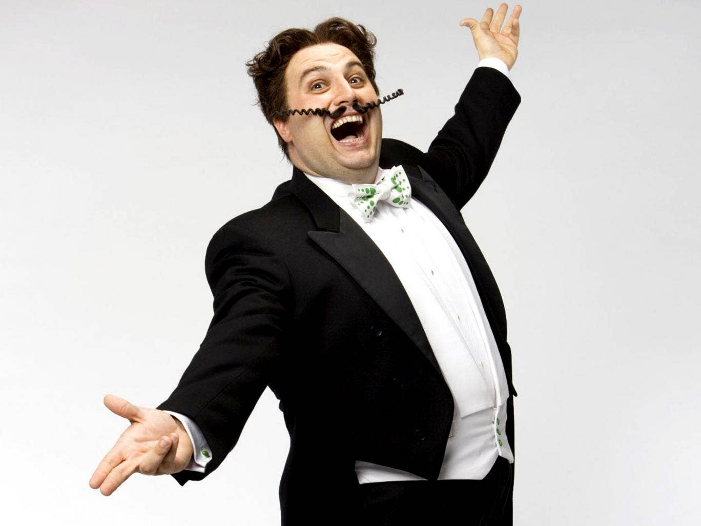 The Go Compare bloke. A recent survey established that 96 per cent of people hate online video ads