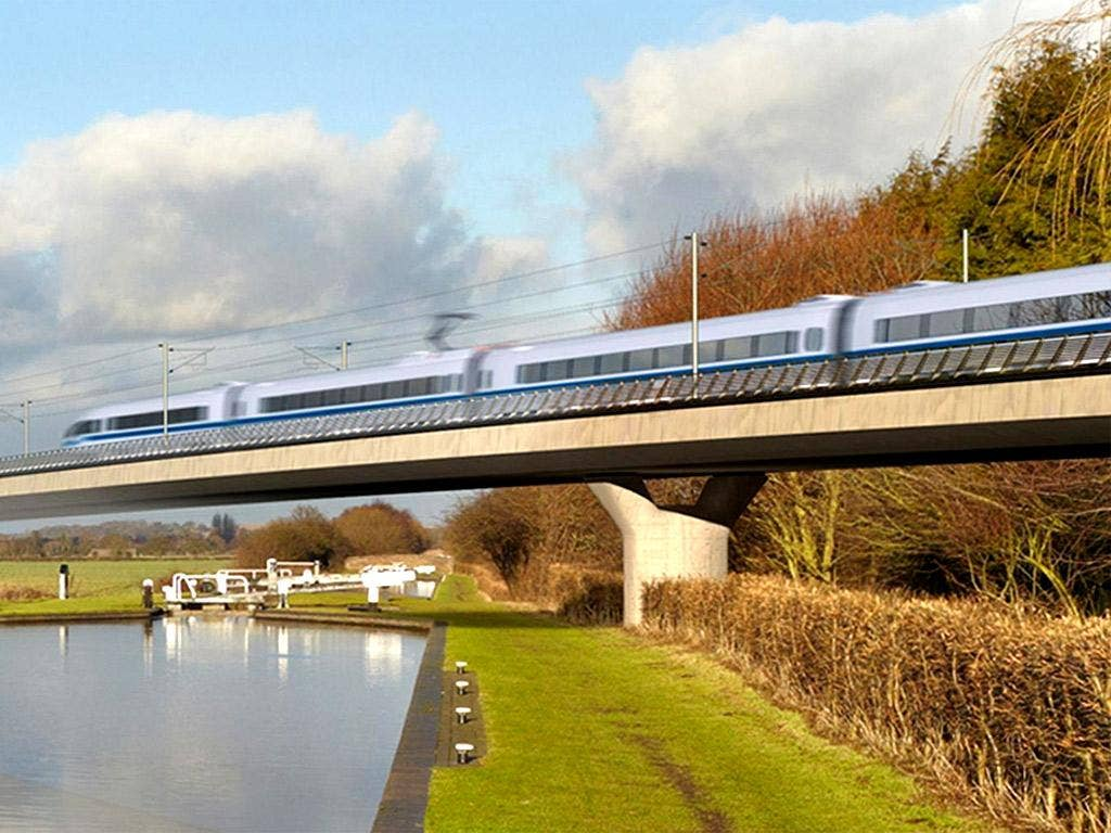 The HS2 project is bitterly opposed by some MPs