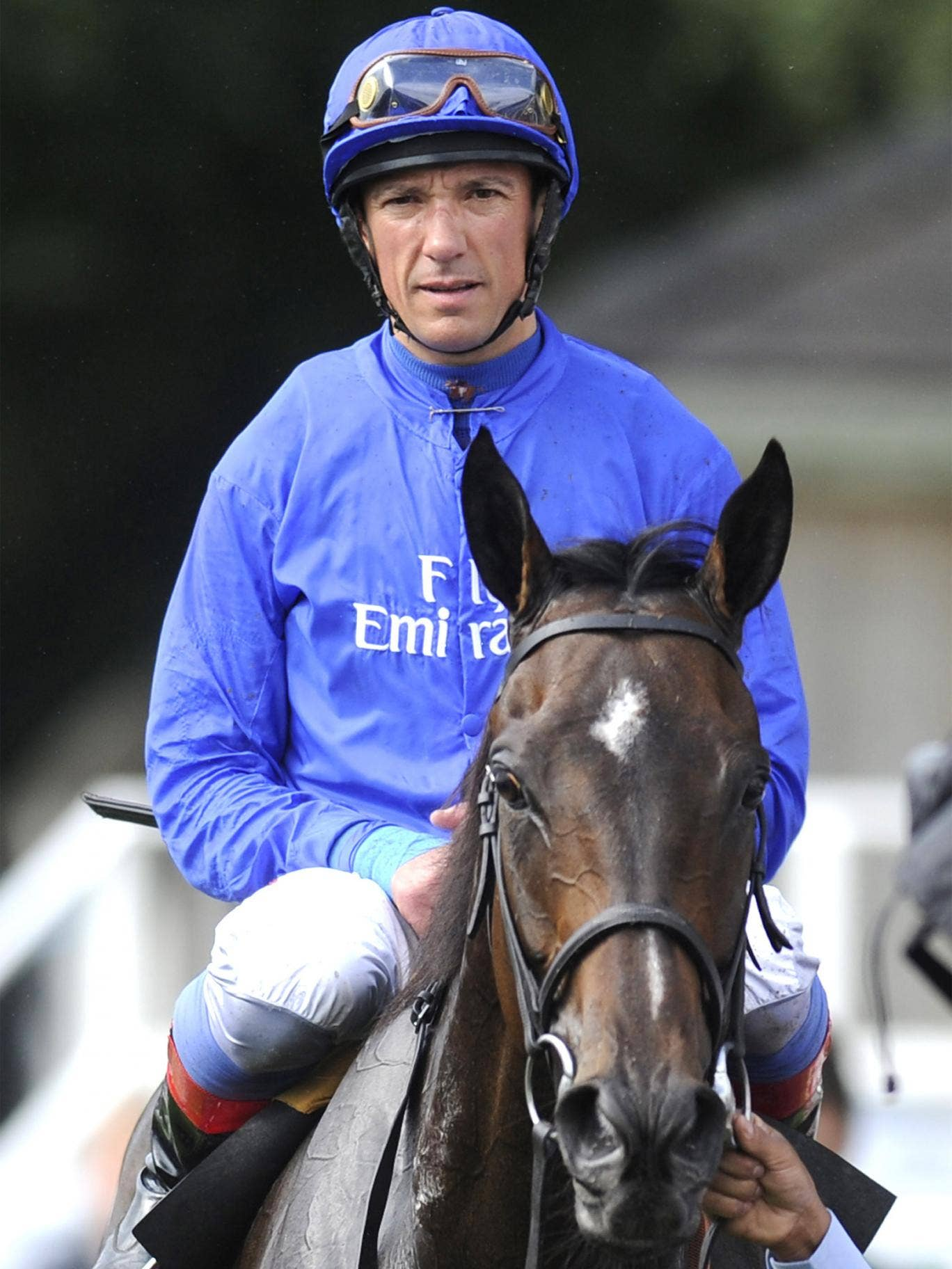 Frankie Dettori said he was depressed and had 'a moment of weakness'