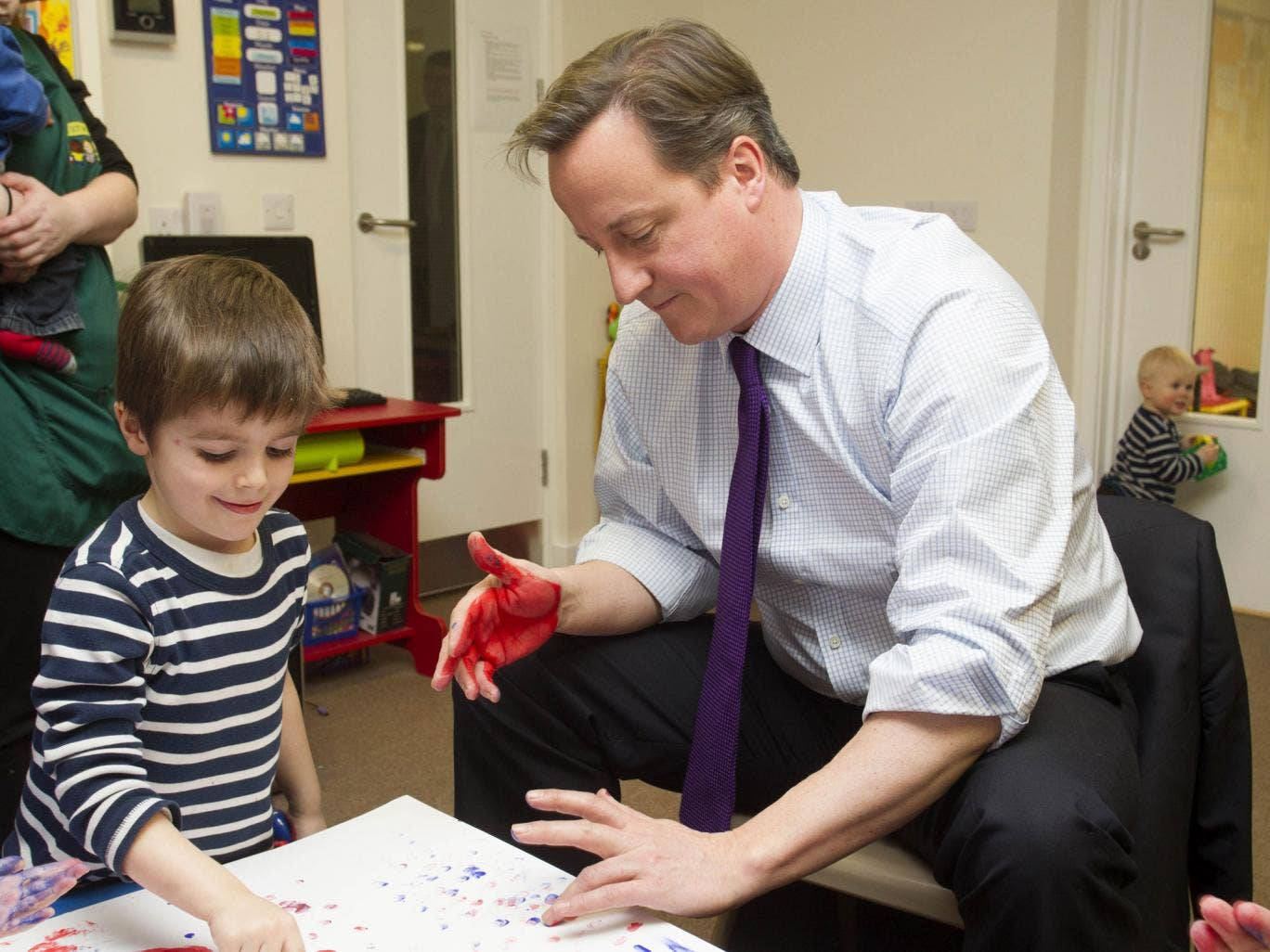 David Cameron said he will look to compromise on the controversial policy