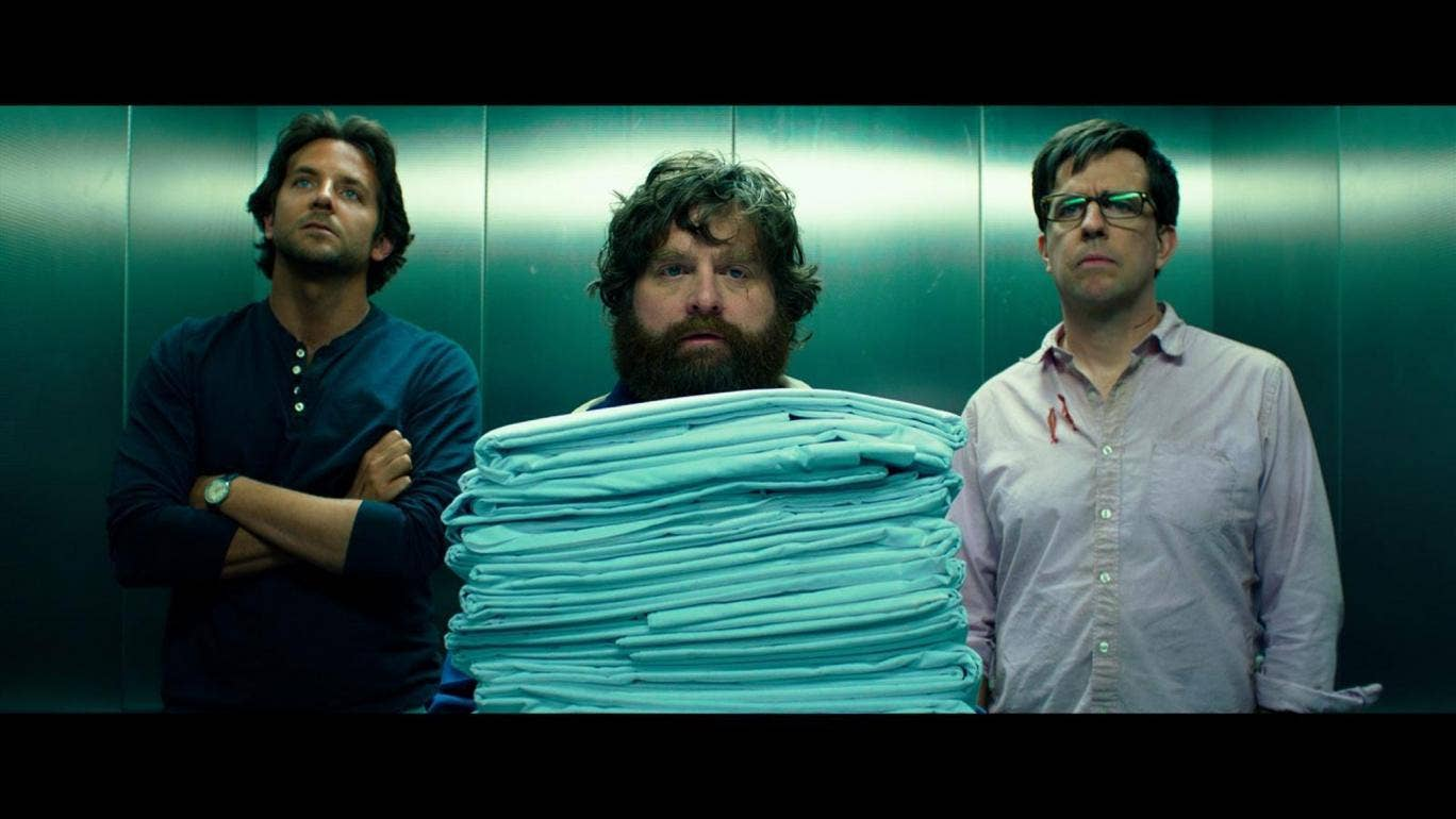Bradley Cooper and co are back for the Hangover Part III