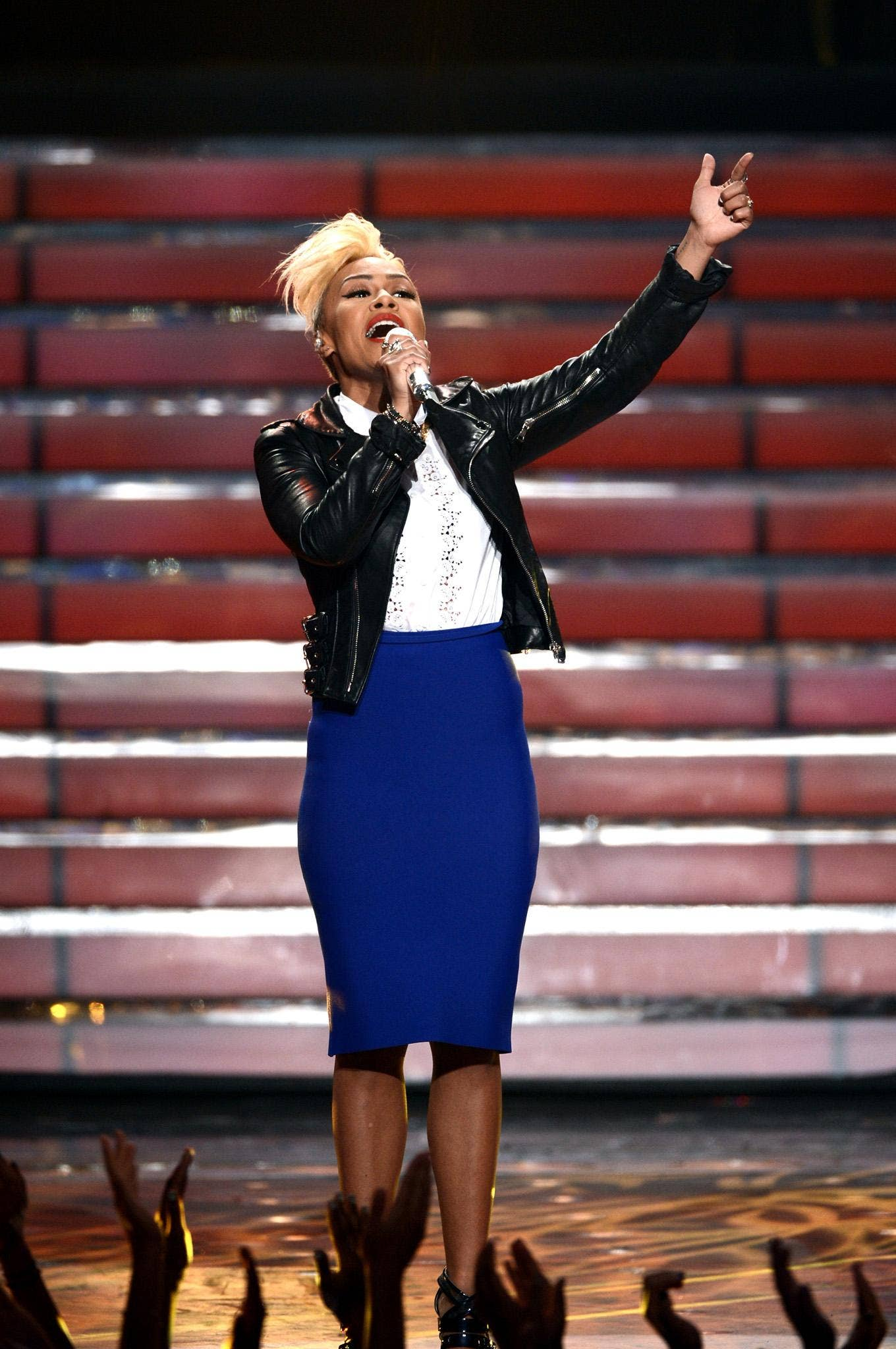 Emeli Sandé was not present at last night's Ivor Novello awards to collect her two prizes