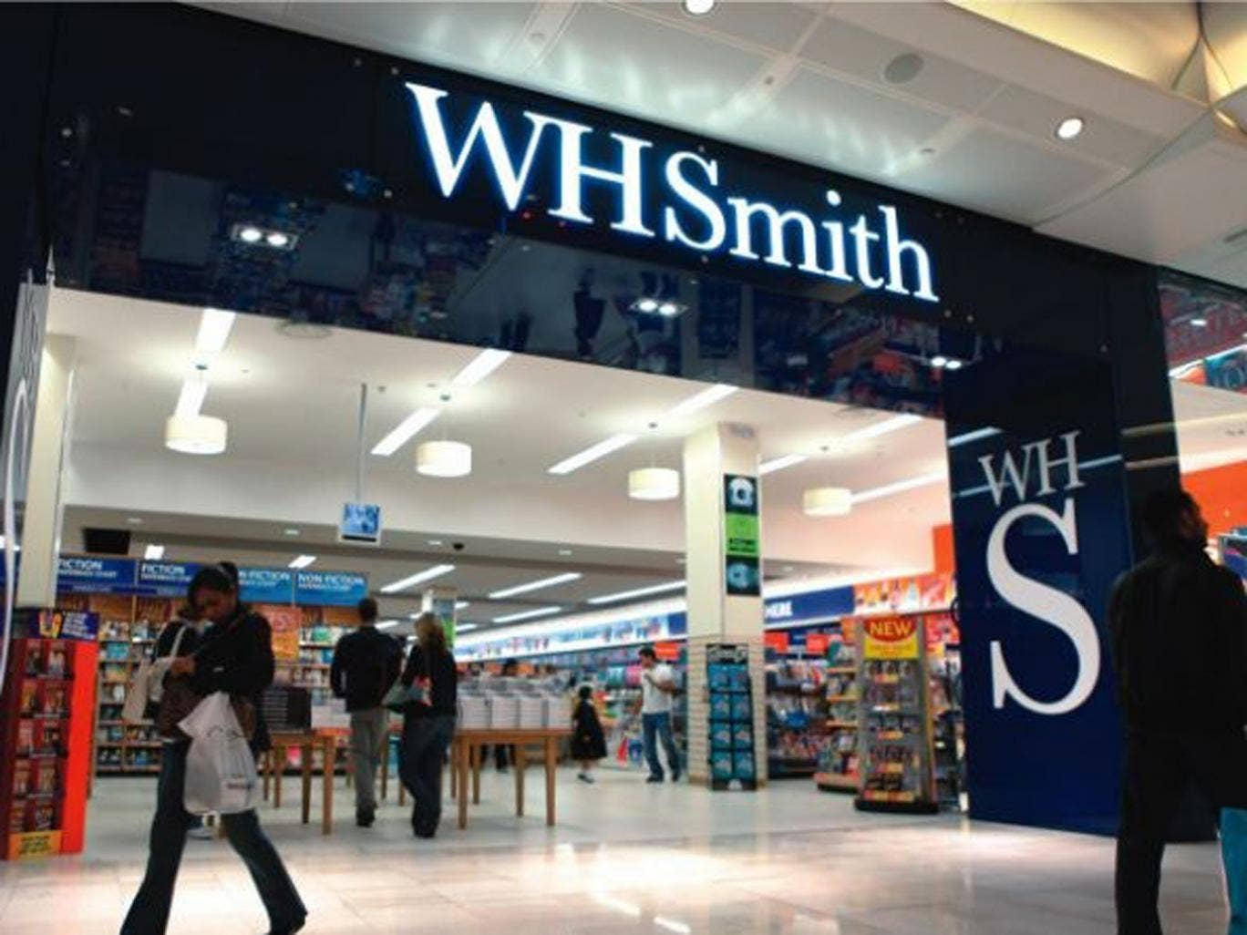 Survey by Which? says respondents called WH Smith stores 'messy' and 'expensive'