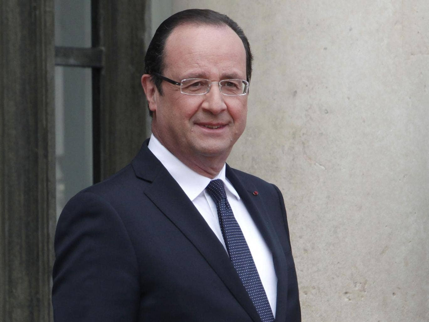 President Hollande's staff in the Elysee Palace are also graduates  of 'elite' schools such as the École Nationale d'Administration