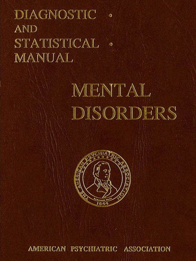 The fifth Diagnostic and Statistical Manual of Mental Disorders was published by the American Psychiatric Association this week