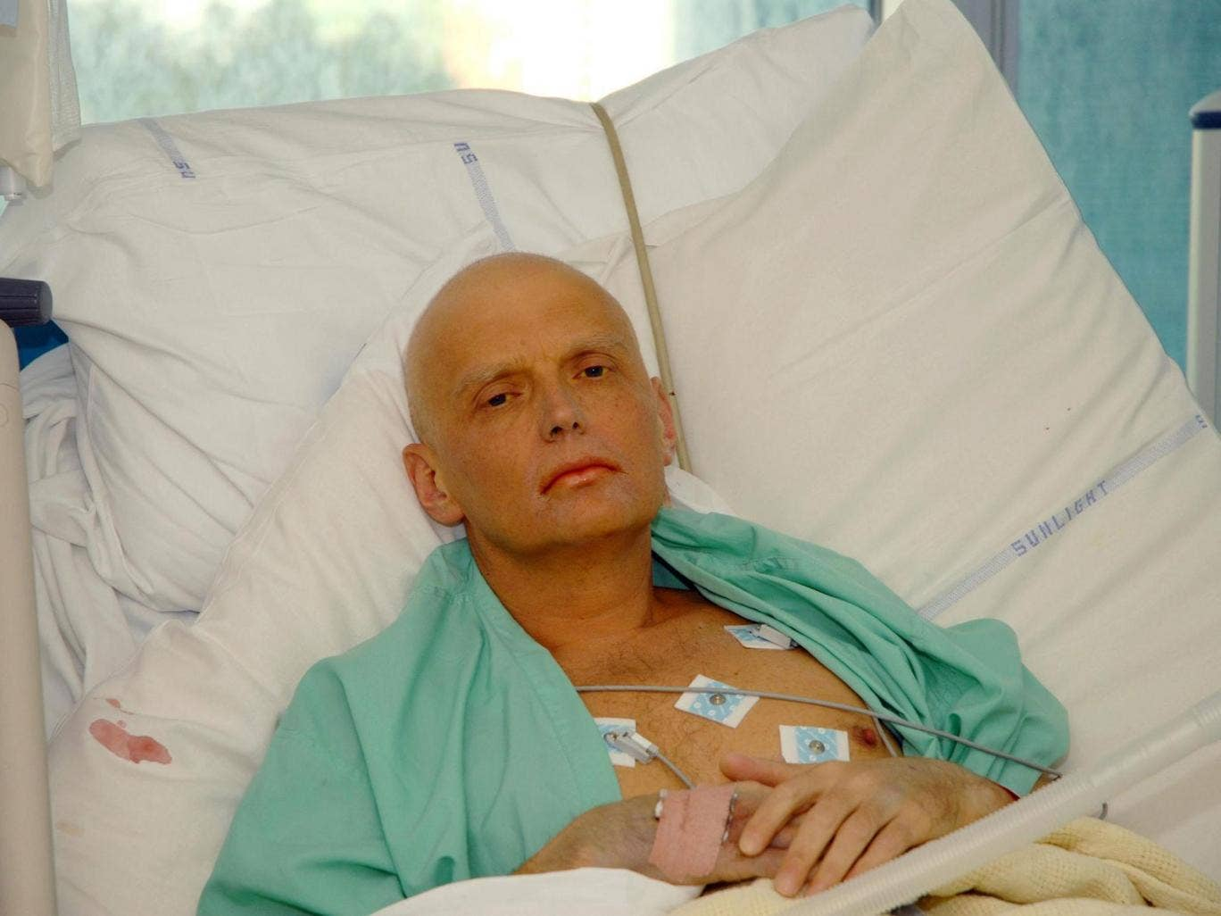 Alexander Litvinenko: The former KGB agent died from polonium-210 poisoning in 2006