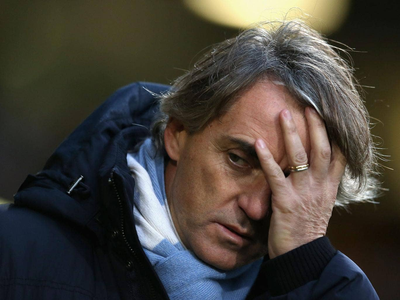 Roberto Mancini clearly lacks the 'holistic' approach that Manchester City now require from the club's manager