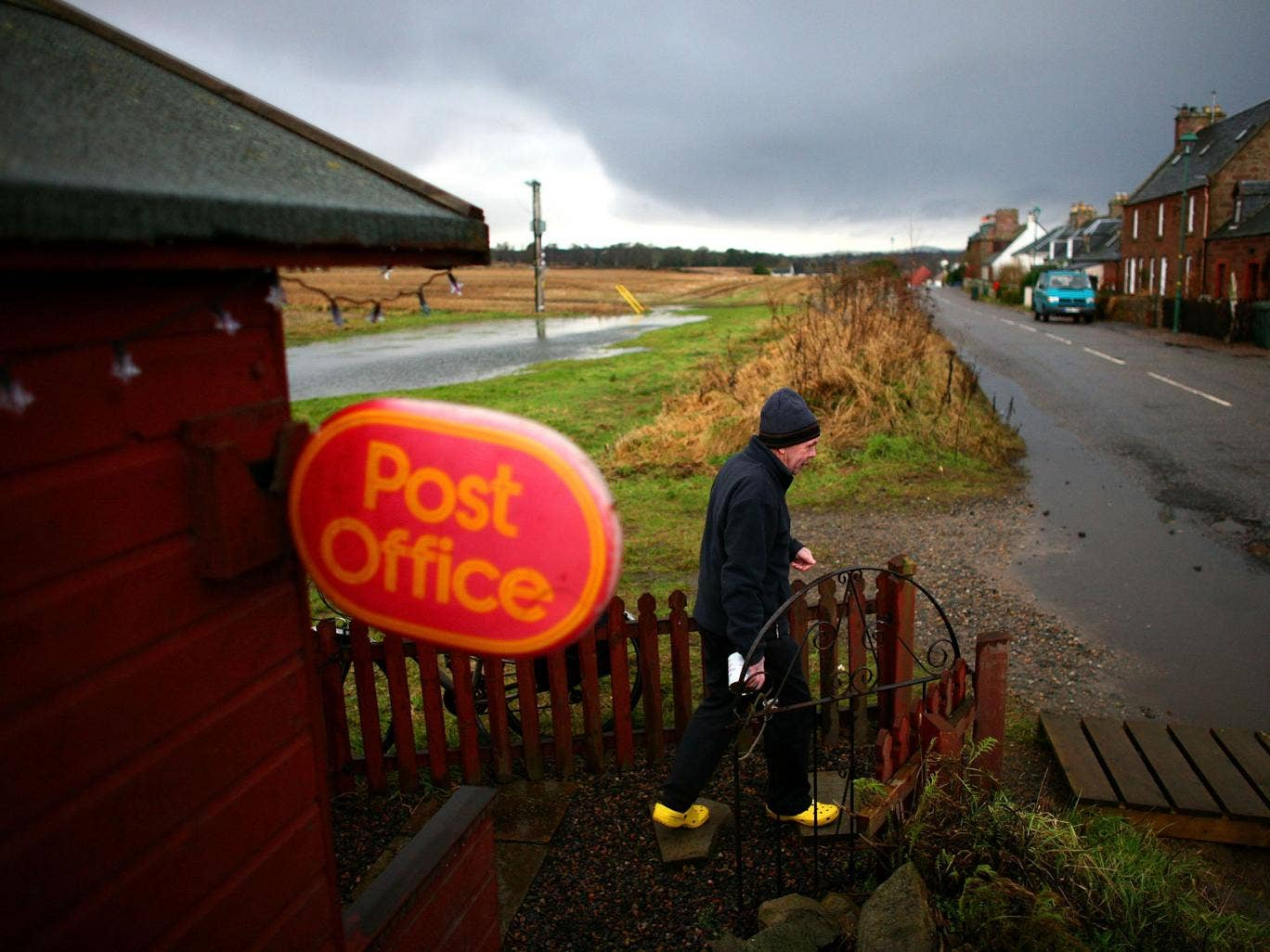 Branching out: But can the Post Office steal the high street's thunder?
