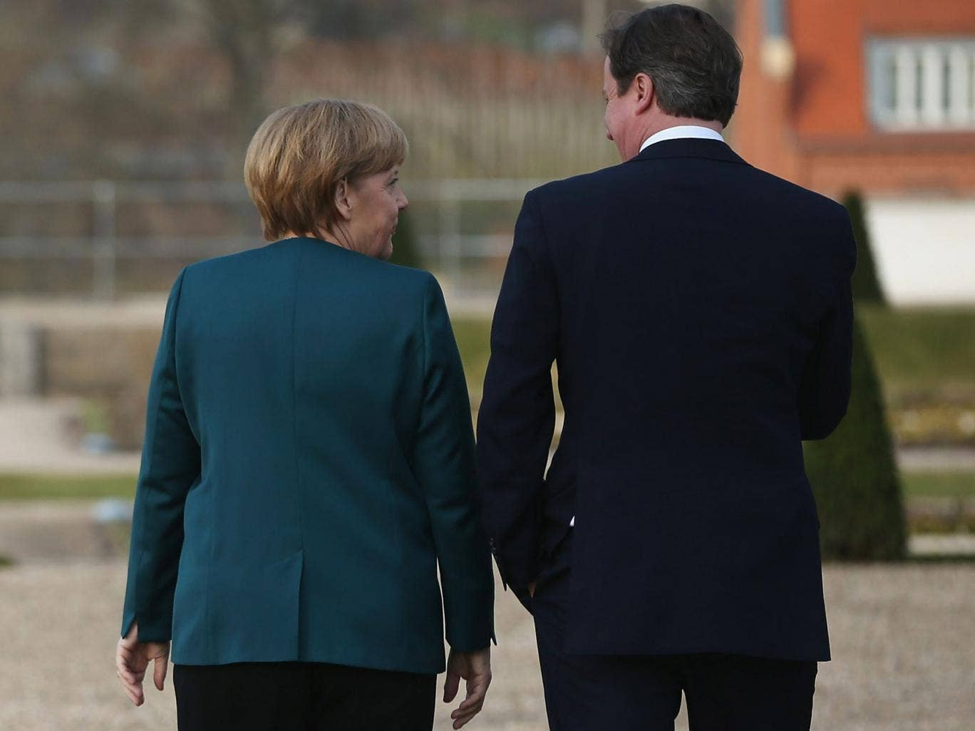 It may be possible for the Prime Minister to come to some agreement with Angela Merkel over the EU that could be presented as a diplomatic triumph back home