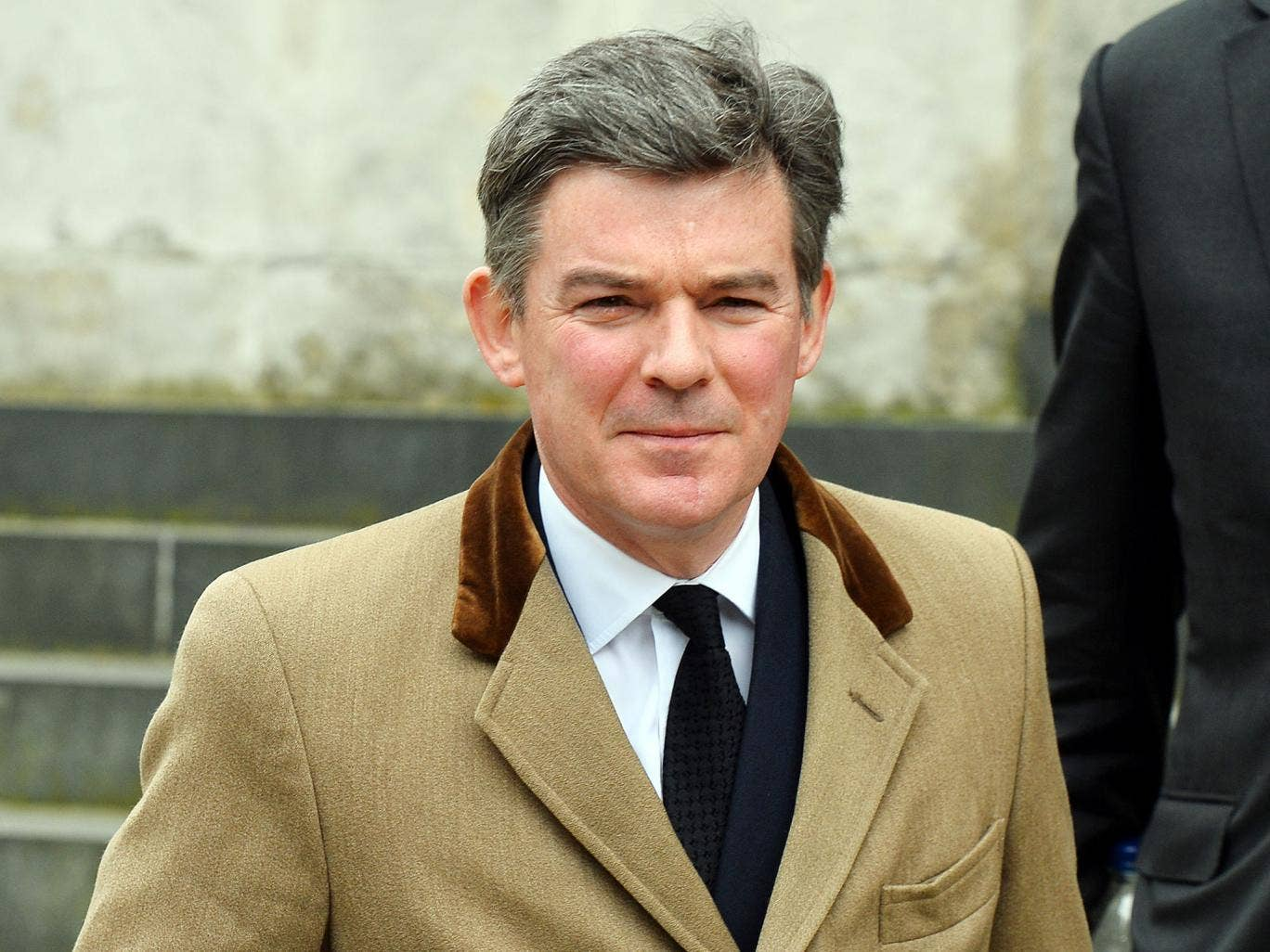 Fighting talk: Sports Minister Hugh Robertson has entered the fray