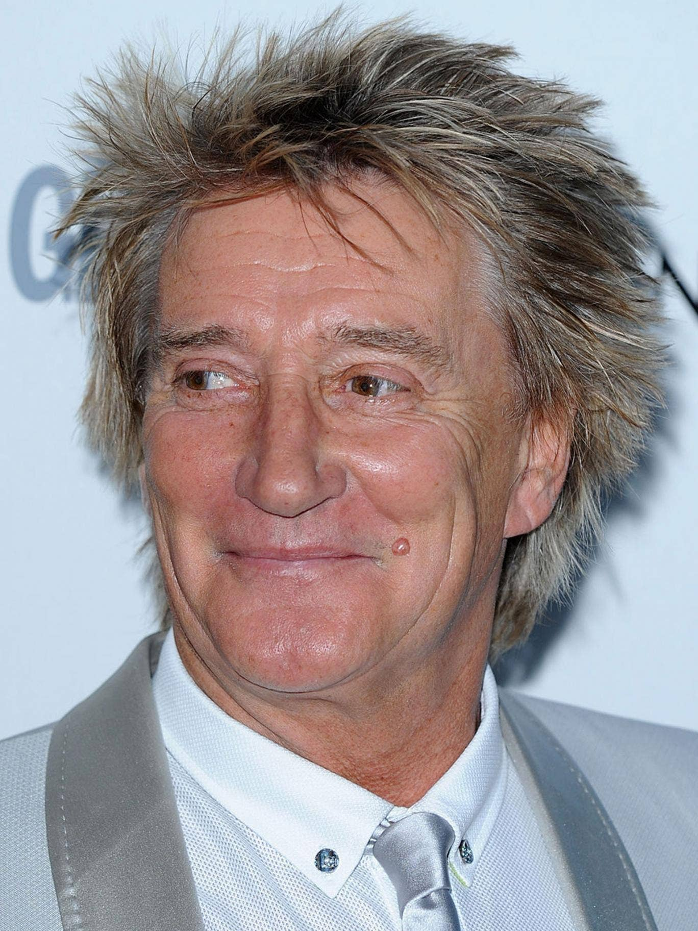 Rod Stewart has scored his first number one album since 1979 at the age of 68