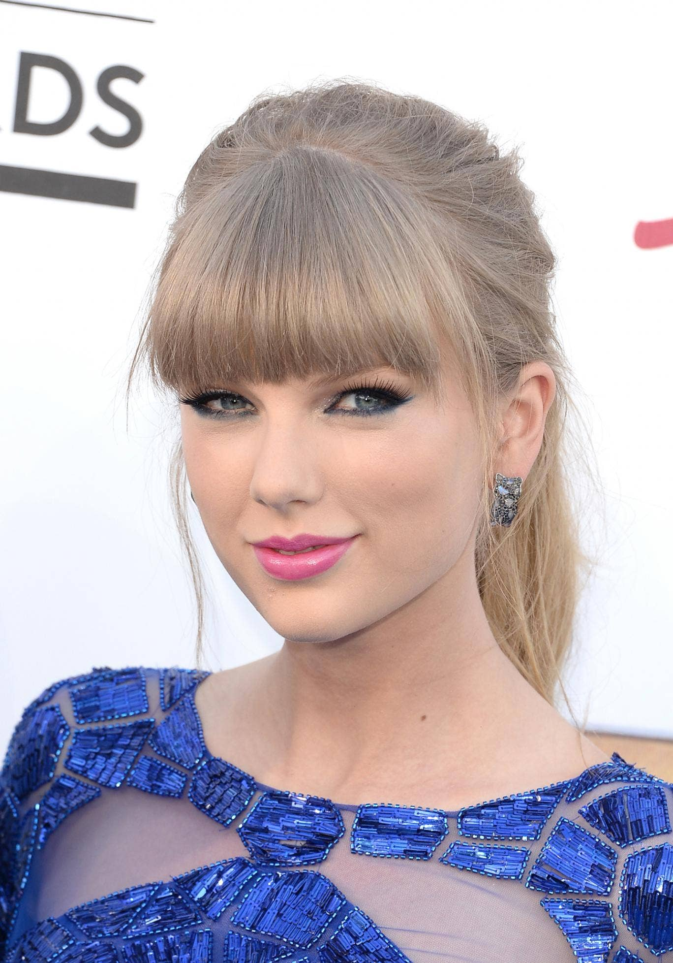 Taylor Swift won 8 of a possible 11 awards at the Billboard Music Awards 2013