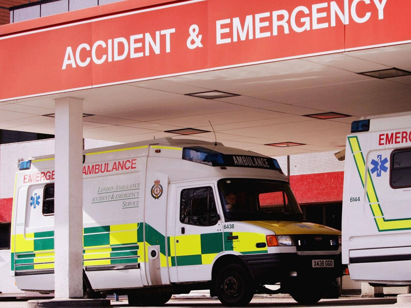 18,300,190 people attended A&E units in England between February 2012 and January 2013