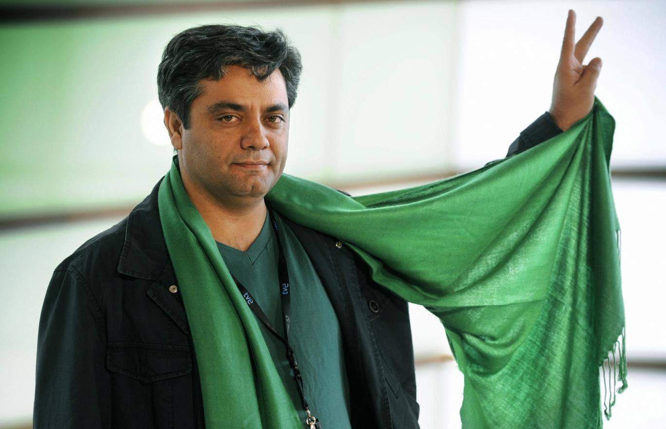 Iranian director Mohammad Rasoulof pictured in 2009