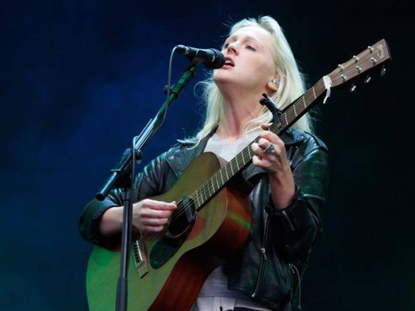 Laura Marling has moved to California, but don't expect a sunnier outlook