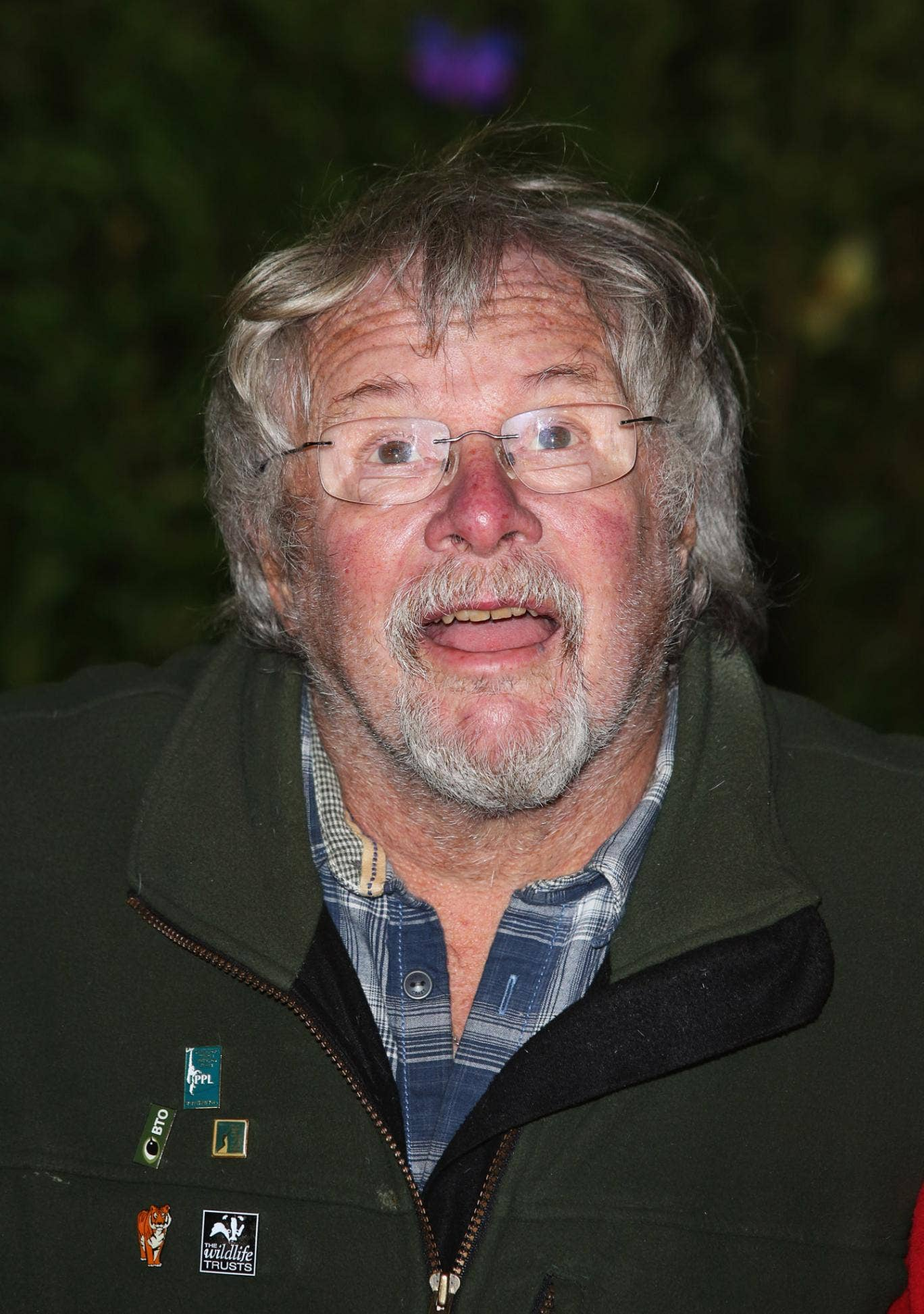 Bill Oddie is to question HSBC about connections to deforestation in Borneo