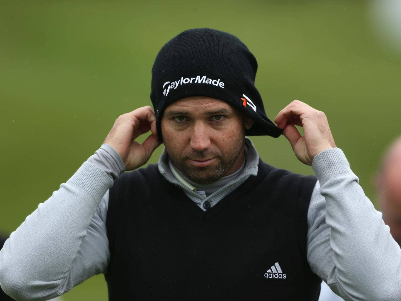 Bad taste: Sergio Garcia's fried-chicken dig at Tiger Woods highlighted how out of touch the game's attitudes are