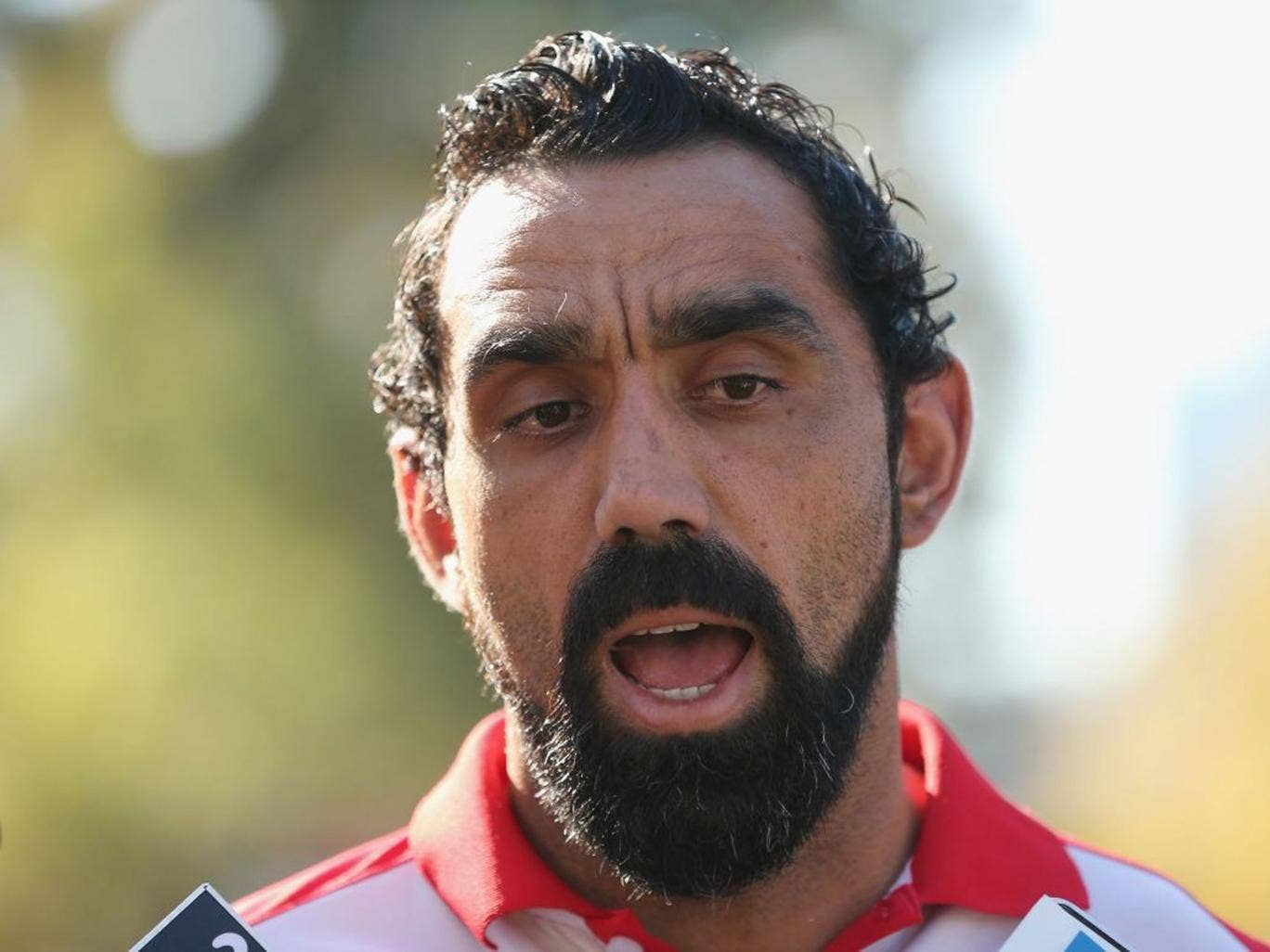 The girl has since apologised for the comment and Goodes, one of the country's top sportsmen, has urged support for the young fan.