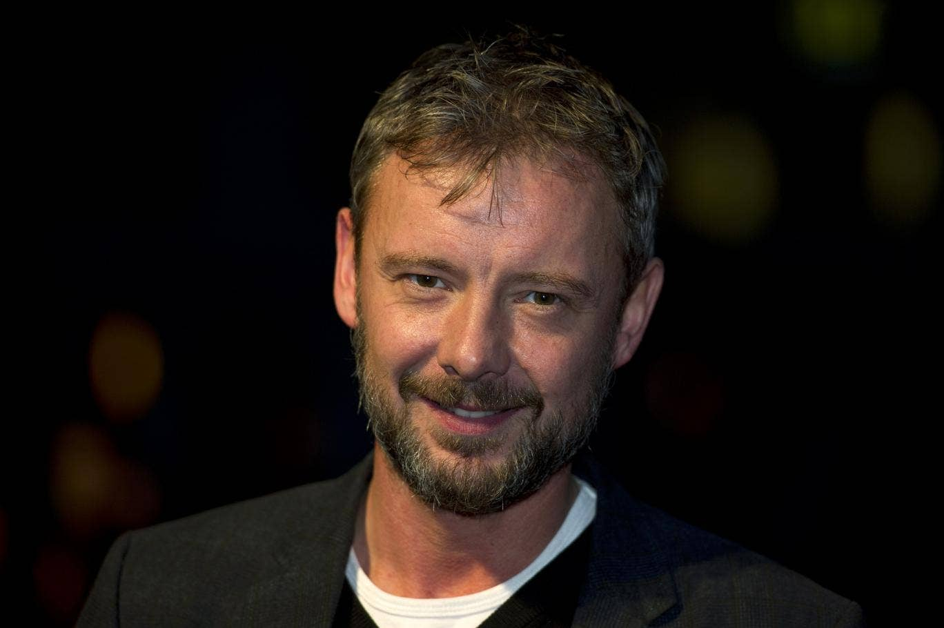 Actor John Simm, who played The Master, in Doctor Who