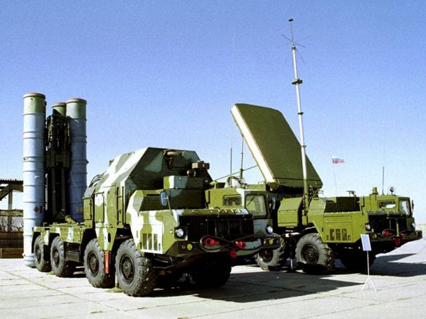 Russia's foreign minister Sergei Ryabkov said that Moscow has a contract for the delivery of the S-300s to Syria and sees the deal as a key deterrent against foreign invasion in that country
