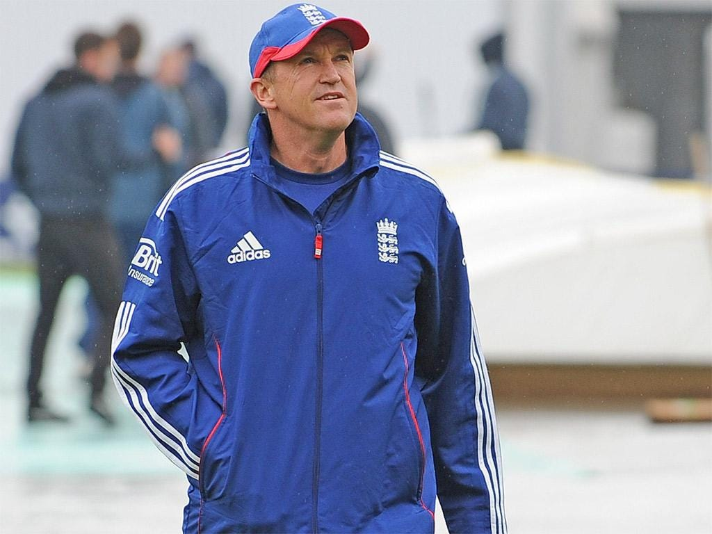 Andy Flower was very sensitive to criticism following England's victory