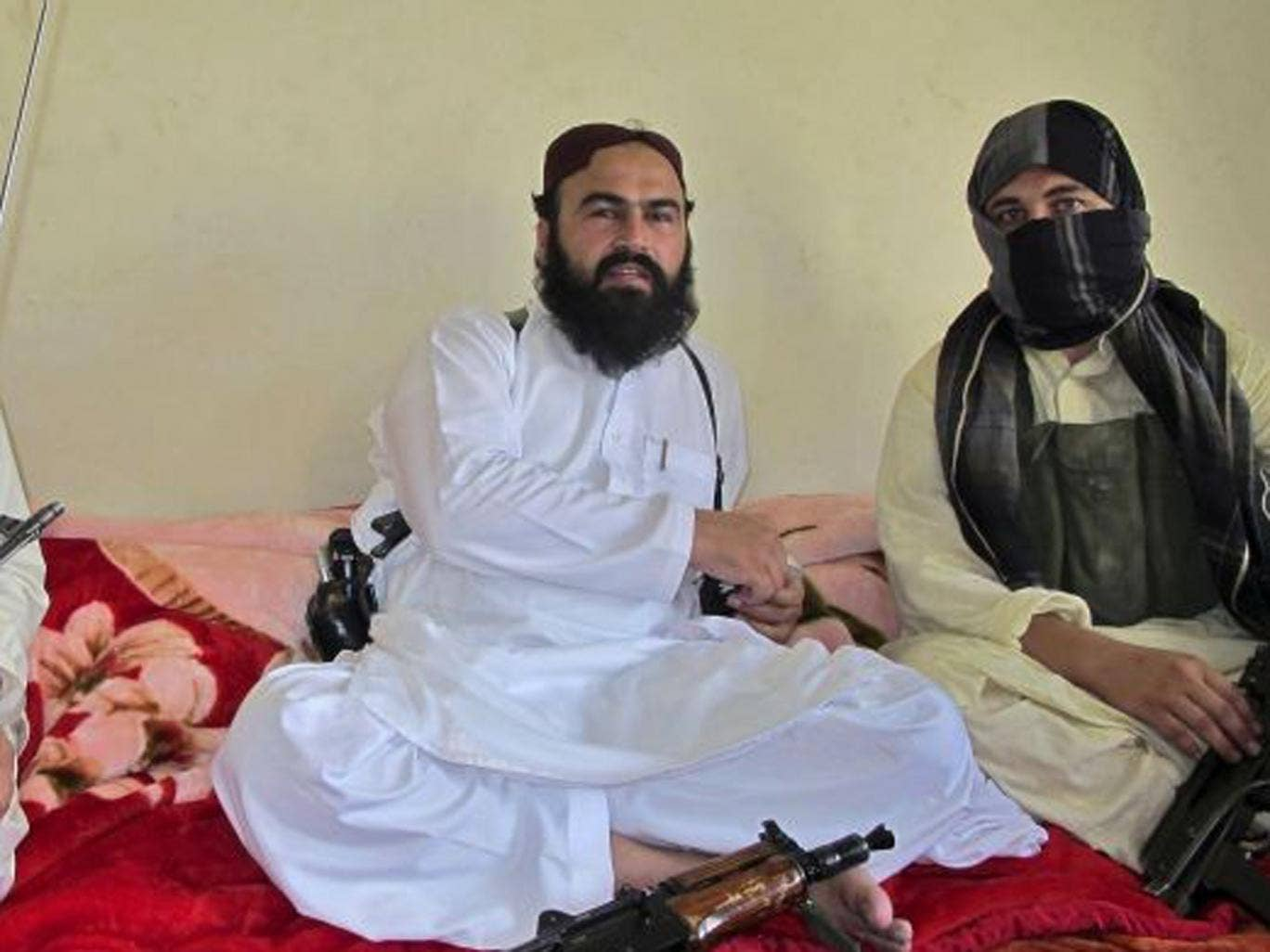 Deputy Pakistani Taliban leader Wali-ur-Rehman, left, is reported to be among the dead