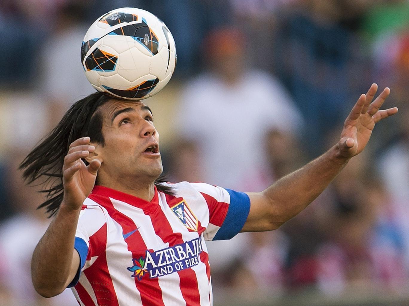 Radamel Falcao is heading to the billionare-backed AS Monaco